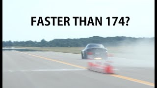 Breaking a World Record. Fastest Rotary in the 1/2 Mile! | Rob Dahm