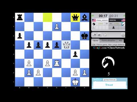 Magnus McDuck Warzone Speed Chess Tournament [150]