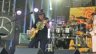 Santana @ Jimmy Kimmel Live 6-18-19