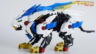 [TMT][713] ZW01 Wild Liger! ZW01 ワイルドライガー ! Zoids Wild! ゾイドワイルド! TAKARA TOMY