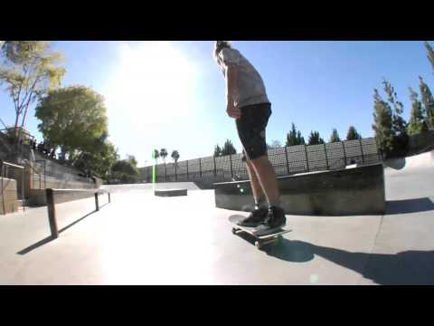 Liberty Boardshop: Sammy Montano and Javan Campello at Brea Park