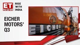 Eicher Motors' management highlights Q3 performance