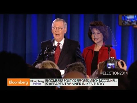 Mitch McConnell: This Was Certainly a Hard Fought Contest