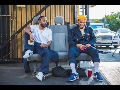 Tints - Anderson .Paak ft. Kendrick Lamar [Instrumental] MP3