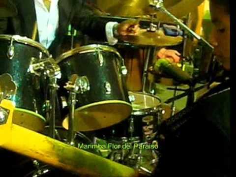 Marimba Flor del Paraiso (Concierto de Marimbas).wmv