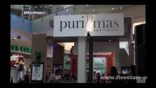 Launching Puri City Apartment Tower B Surabaya with Broadway Themes