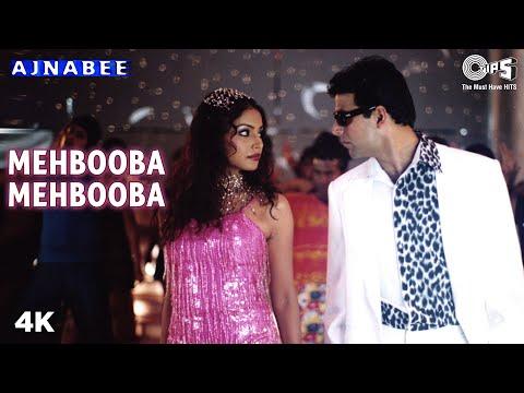 Mehbooba Mehbooba - Ajnabee   Akshay Kumar & Bipasha Basu  ...