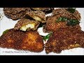 ருசியான சைவ மீன் வறுவல்/Brinjal Fry Recipe in Tamil/Brinjal Fry Recipe/Kathirikai Varuval