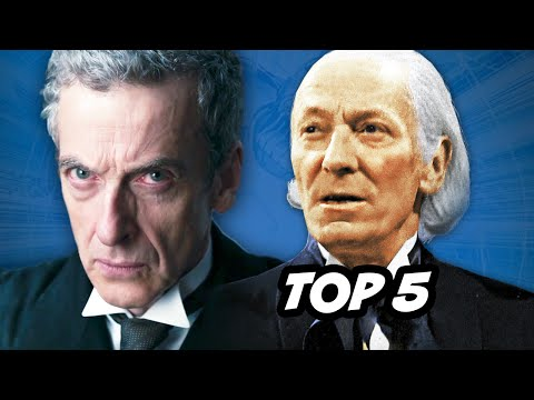 Doctor Who - Top 5 First Moments