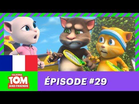 Talking Tom and Friends - Le tournoi (Épisode 29)