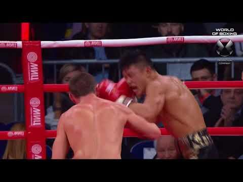 Valery Tretyakov — Arnold Khegai Highlights   Третьяков – Хегай Хайлайты   Мир бокса