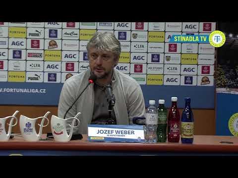 Tisková konference hostujícího trenéra po zápase Teplice - Boleslav (15.2.2019)