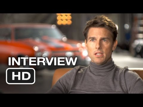 Jack Reacher Interview - Tom Cruise (2012) - Tom Cruise Movie HD