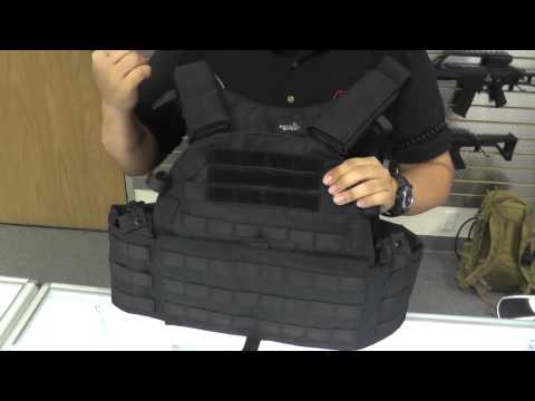 Airsoft GI Uncut - One Minute Review | Lancer Tactical 4906 Plate Carrier - 14737
