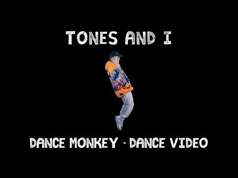 TONES AND I - DANCE MONKEY DANCE VIDEO
