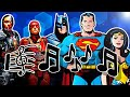 Justice League Theme ⚖ Similarities to Other DC Themes