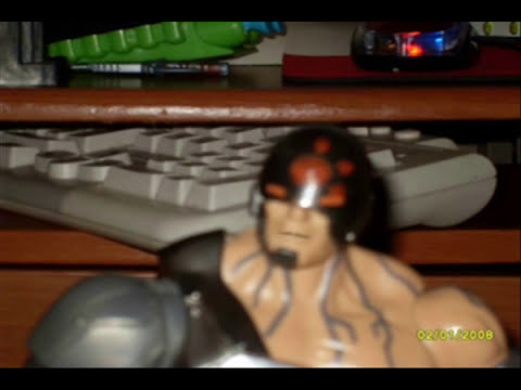 Max Steel Vs. Invacion Toxica Part.2 (Stop-Motion)