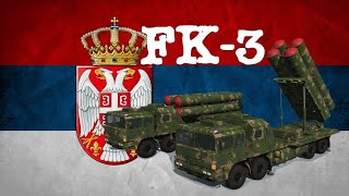Srbija dobija moćni PVO sistem FK-3? - Serbia will acquire Chinese Air Defense System