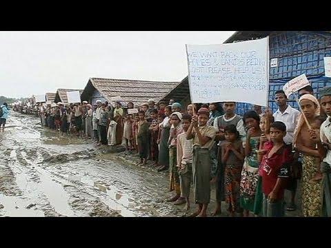Власти Мьянмы обвиняются в этнических чистках