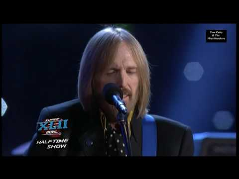 Tom Petty & The Heartbreakers - Free Fallin' (live 2008) HD