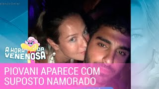 Luana Piovani aparece em fotos com suposto namorado