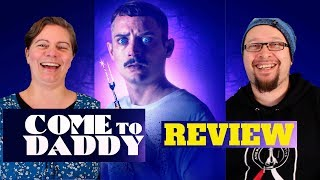 Come to Daddy Film Movie Review (2020) Elijah Wood