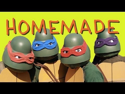 Teenage Mutant Ninja Turtles 1990 Trailer - Homemade TMNT