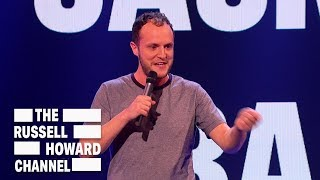 Jack Barry - Face of McCoy's | The Russell Howard Hour