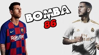 Bomba Patch 86 (PS2) - Hazard no Real Madrid