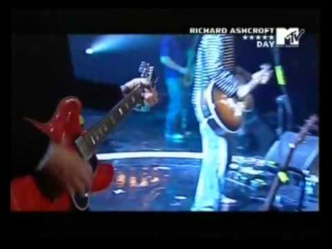 Richard Ashcroft - Why Not Nothing? - MTV Supersonic - Milan 10-03-2006