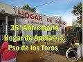 Celebración 35 años del Hogar de Ancianos de PToros