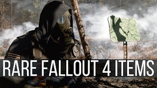 5 Super Rare Items You Probably Missed in Fallout 4