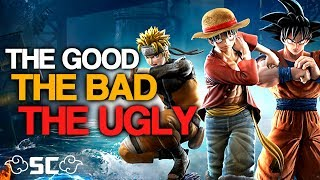 JUMP FORCE | THE GOOD, THE BAD AND THE UGLY! - REVIEW/RANT *MUST WATCH*