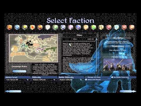 Medieval 2 Total War-Darthmod~Faction Vote!