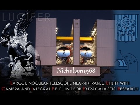 Lucifer Telescope used by Vatican?! Get ready for Alien Deception!