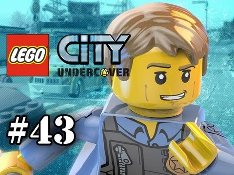 LEGO City Undercover - Part 43 - Farmer Sky-Diving (WII U Exclusive ) (HD Gameplay Walkthrough)
