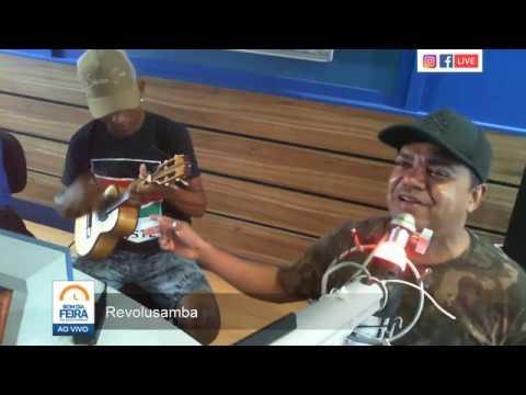Markinhos do Revolusamba fala sobre 22 anos de história do grupo
