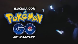 Video of catching of pokemons in Valencia: APARECE UN FLAREON EN VALENCIA Y PASA ESTO... | POKEMON GO (author: BersGamer ❤)
