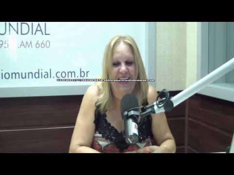 Brasil Cigano,Cigana Shirley de Azevedo,Radio Mundial,11-11-2015