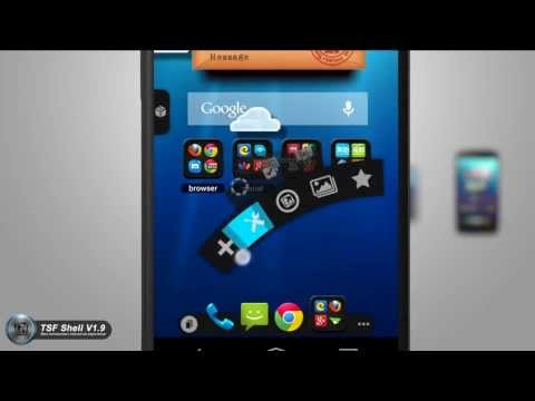 Top 3 best Launchers for Android 2014