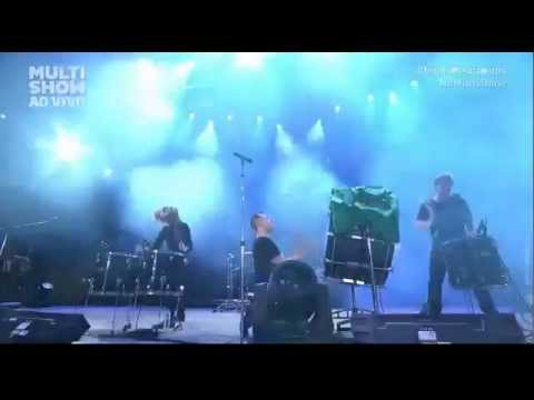 Imagine Dragons - Radioactive Lollapalooza Brasil 2014