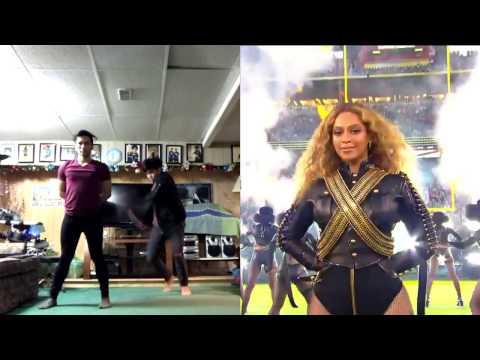 Beyonce & Bruno Mars - Formation Super Bowl 2016 - Dance Cover