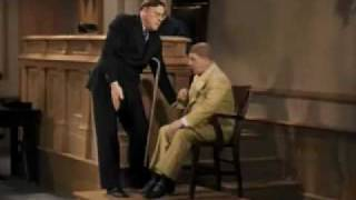 The Three Stooges - Disorder in the Court in Colour Part 1