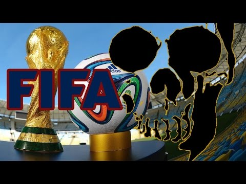 FIFA Corruption: Russia & Qatar World Cup Crisis with Jaimie Fuller