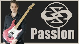 Siam Shade - PASSION (Guitar cover HD)