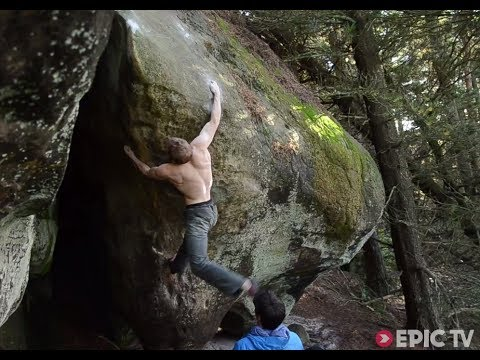 Dan Varian and Ned Feehally Bouldering Northumberland | Stone Kingdom, Ep. 1