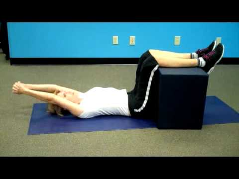 Egoscue - Exercises for low back pain