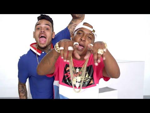 Chris Brown ft. Famous Fresh Leave Broke rnb music videos 2016