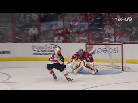 Shootout: Flyers vs Capitals