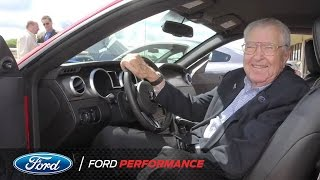 Racing Legend Carroll Shelby | In Their Own Words | Ford Performance